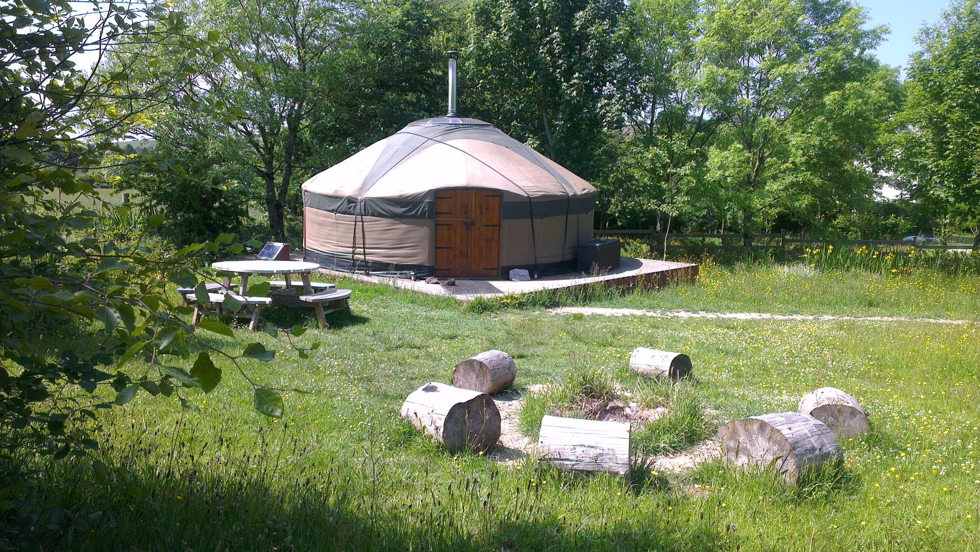 Glamping in Scottish Isles holidays at I Love This Campsite