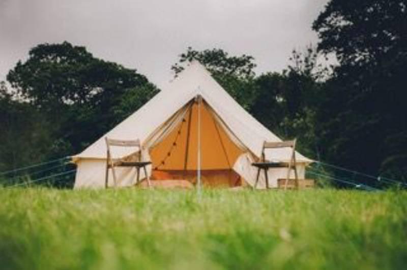 Standard Bell Tent 4m