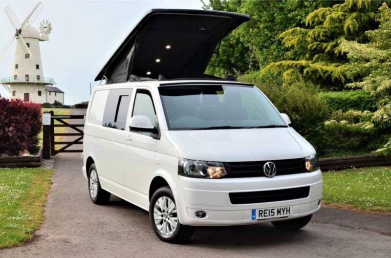 VW Campervan 2015