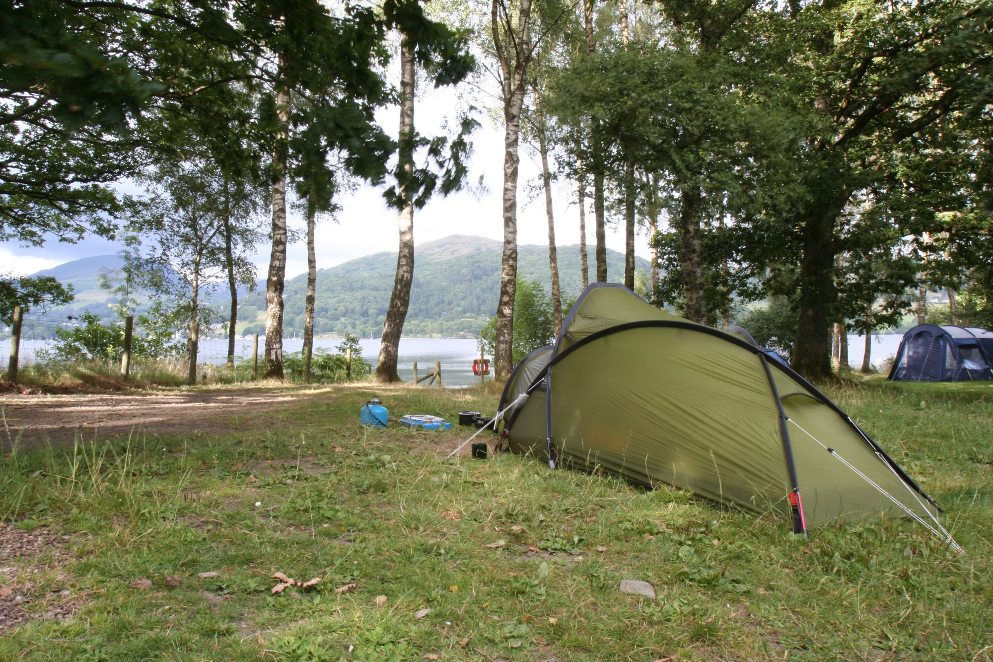 Campsites in The National Trust – I Love This Campsite