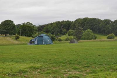 Grass Pitch, campfires allowed