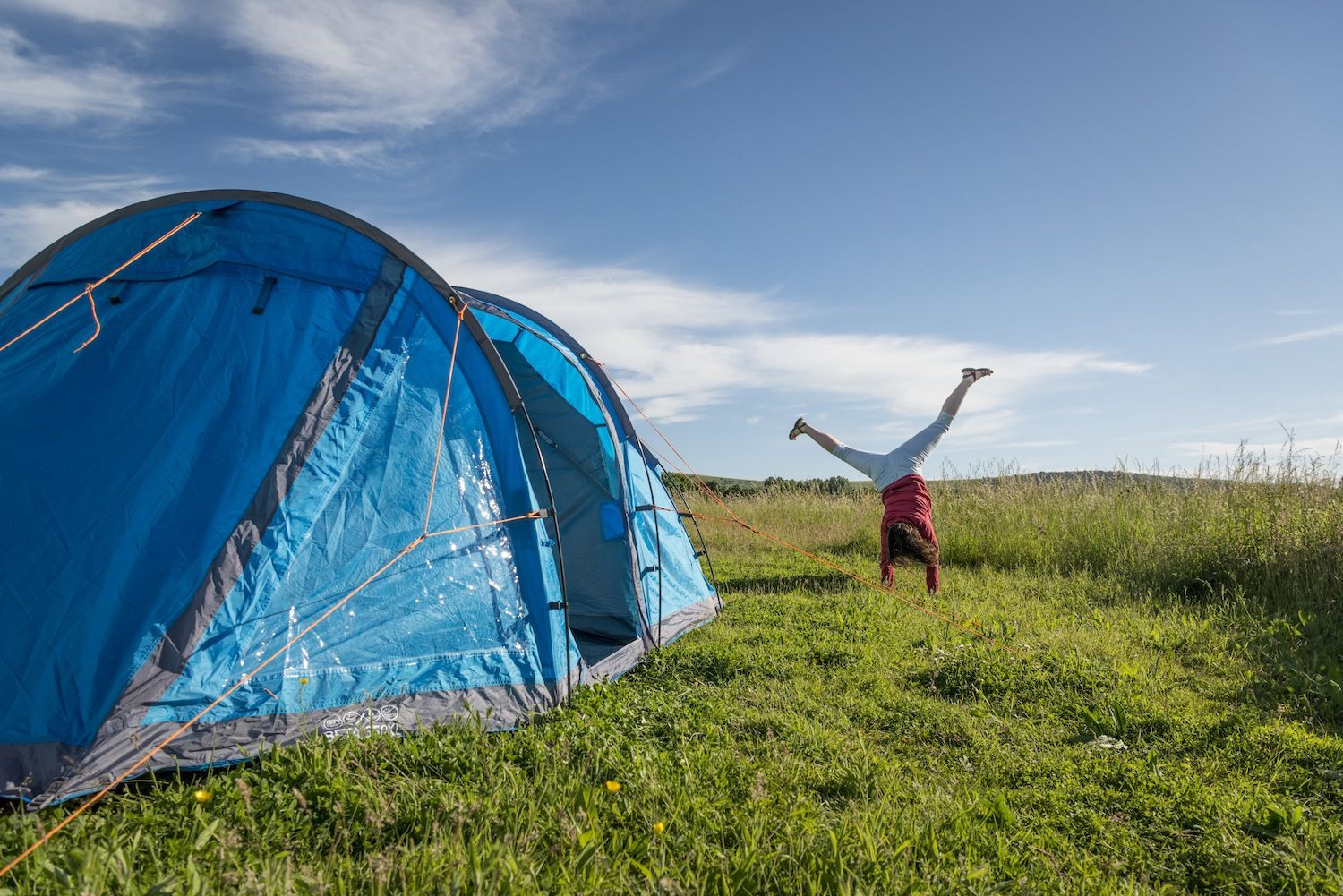 Campsites in South East England – Top campsites in the south-east of England