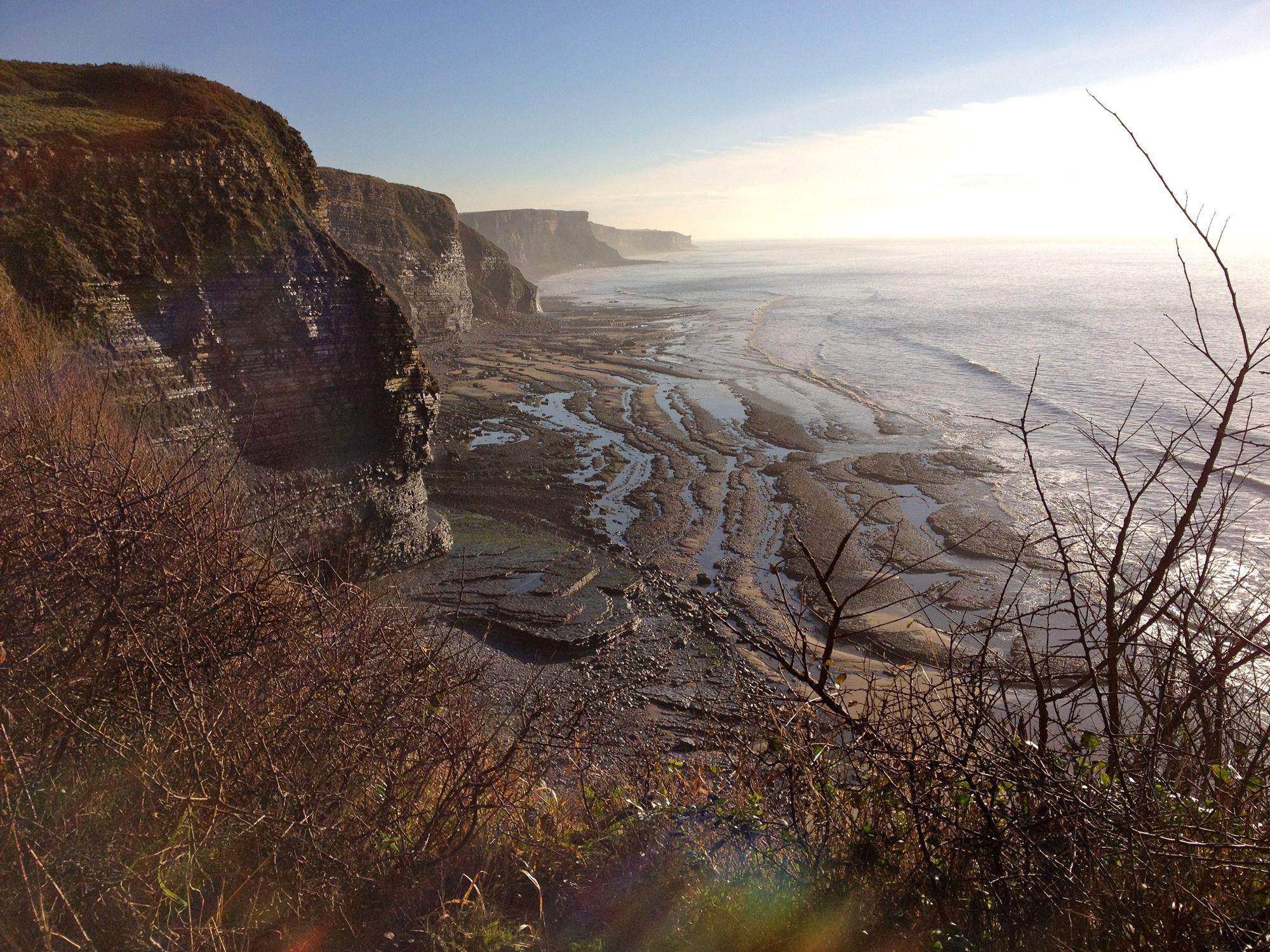 Va Va Voom – It's the Wales Coastal Path!