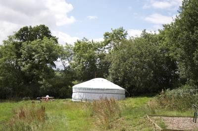 Hawkham Yurt