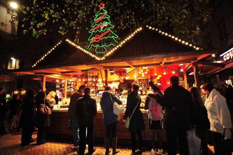 Britain's Best Christmas Markets