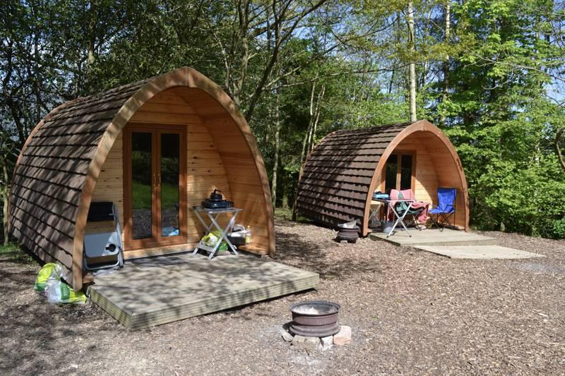 Standard camping Pod