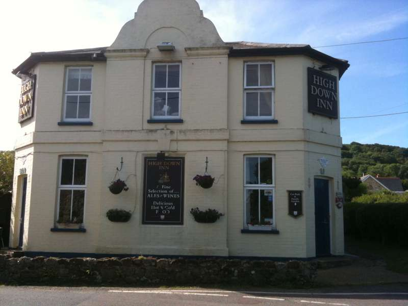 The Highdown Inn Highdown Lane Totland PO39 0HY