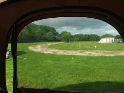 Standard Grass Pitch for  4 man Tent