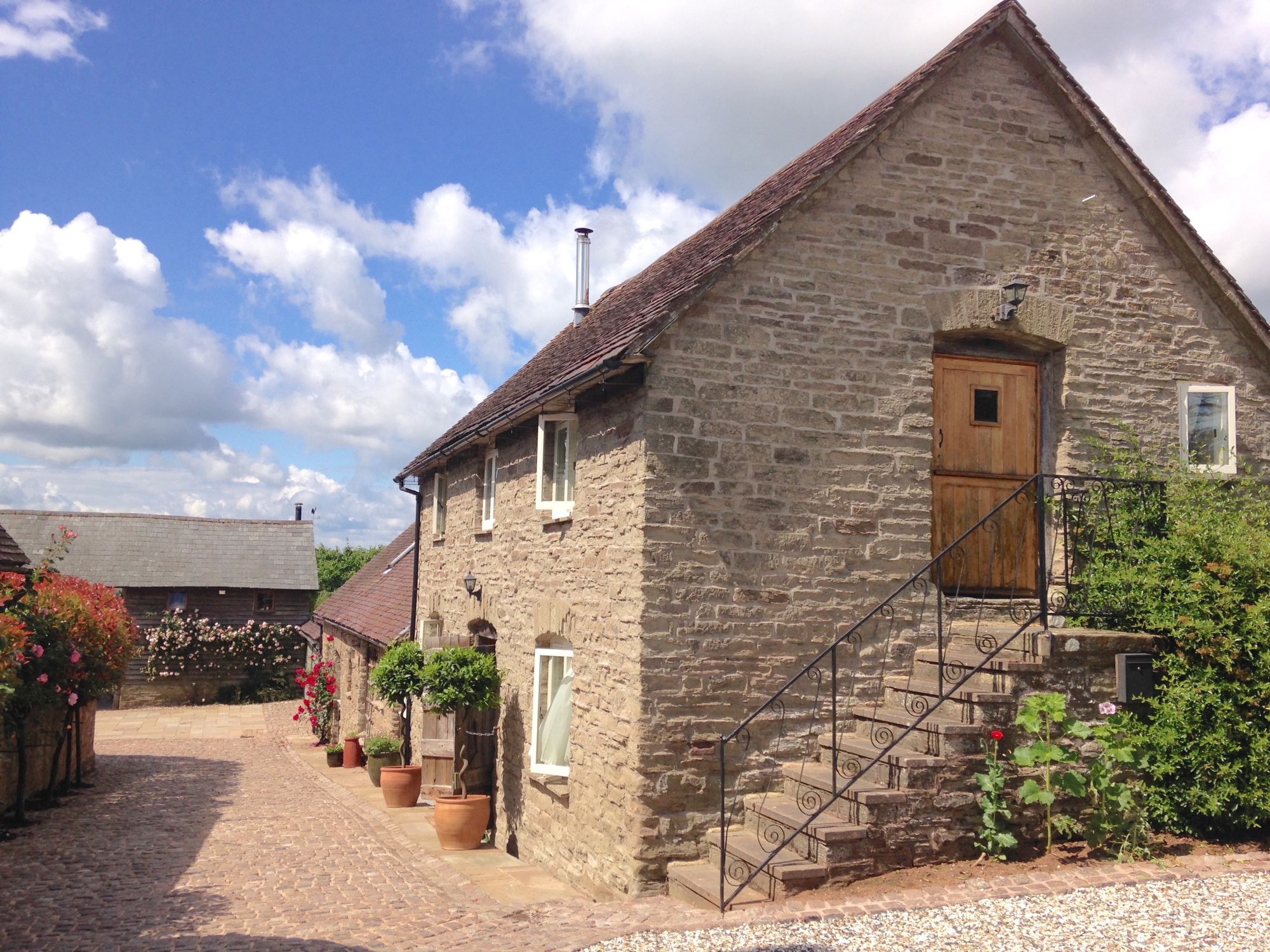 Cider Mill Cottage, Clifton upon Teme