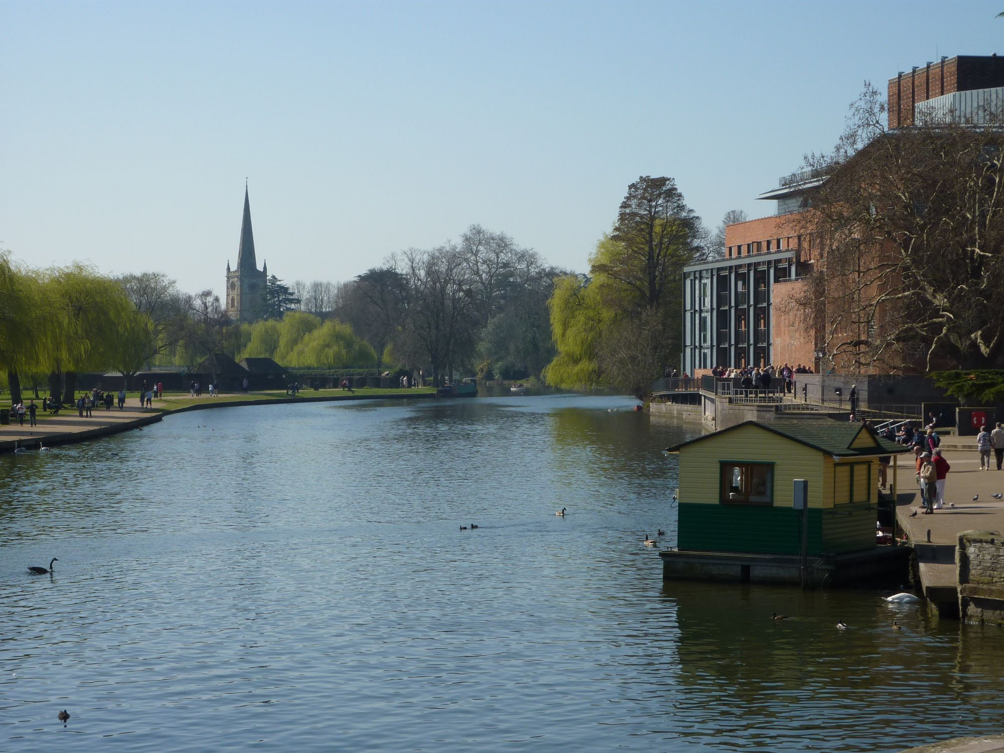 Hotels, B&Bs & Self-Catering in Stratford-upon-Avon