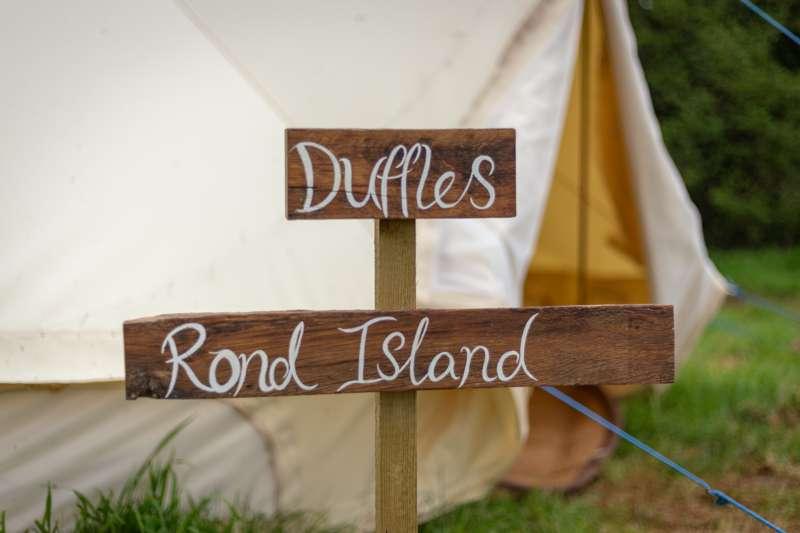 Bell Tent - Duffles Rond Island