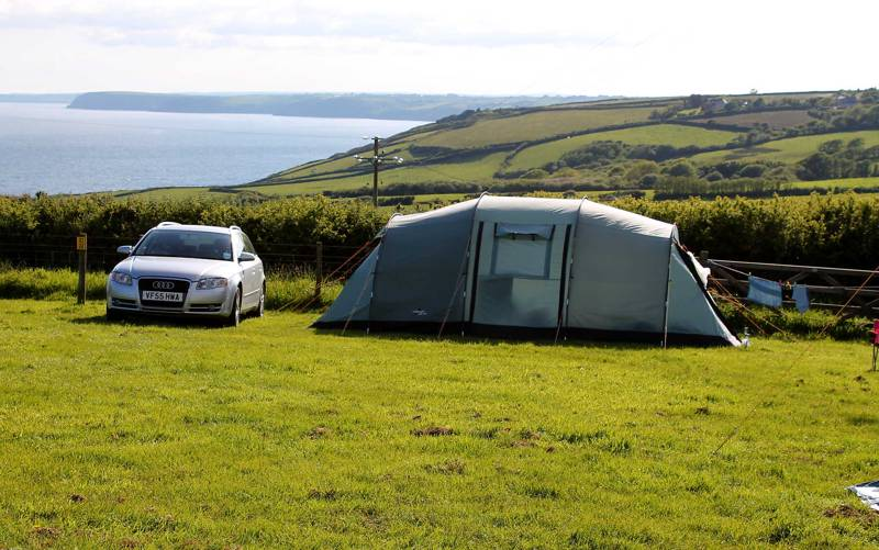 Treveague Farm Campsite