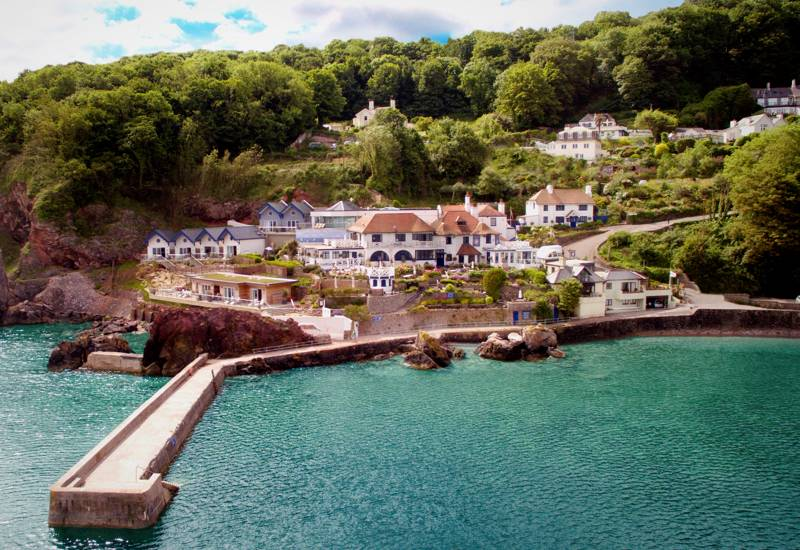 Cary Arms & Spa Babbacombe Beach, Devon TQ1 3LX
