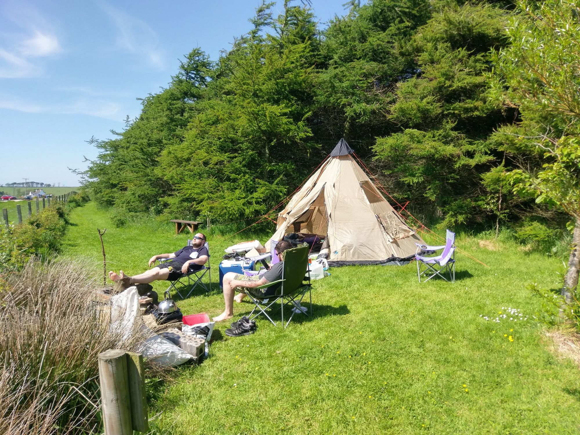 Campsites in dumfries and galloway - Swimming pools in dumfries and galloway ...