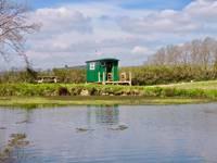 Shepherd's Hut 10 minutes' from the Jurassic Coast