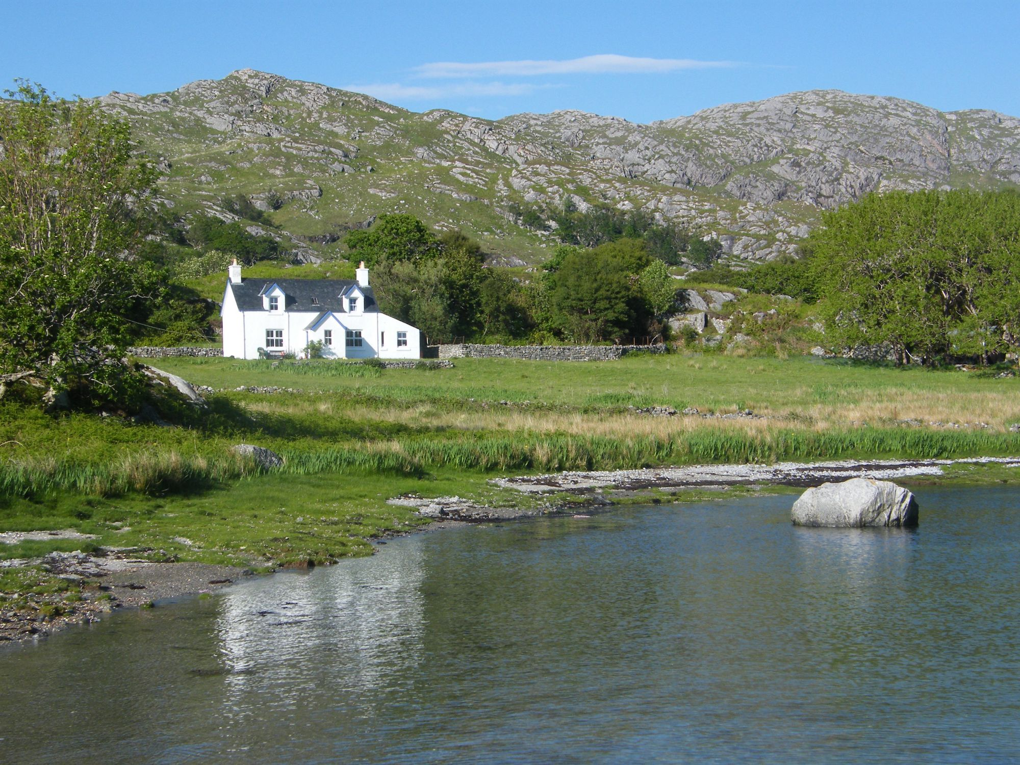 Peachy Remote Uk Cottages Best Off The Beaten Track Holiday Beutiful Home Inspiration Xortanetmahrainfo