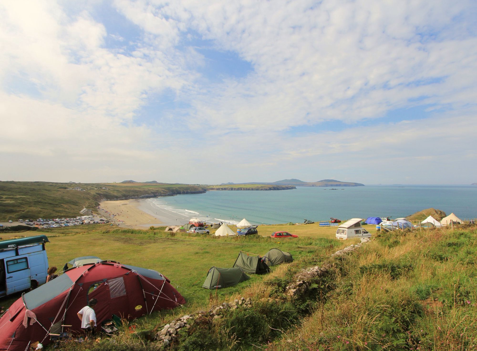 Campsites in Pembrokeshire | Best Pembrokeshire Camping Sites