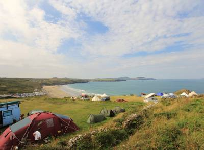 Campsites in Pembrokeshire – The best Pembrokeshire campsites – Cool Camping