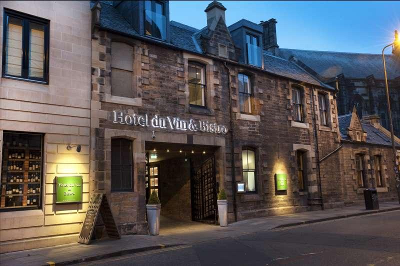 Hotel du Vin 11 Bristo Place Edinburgh EH1 1EZ