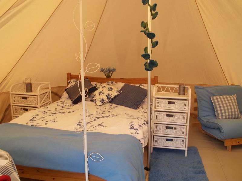 Iris Tent