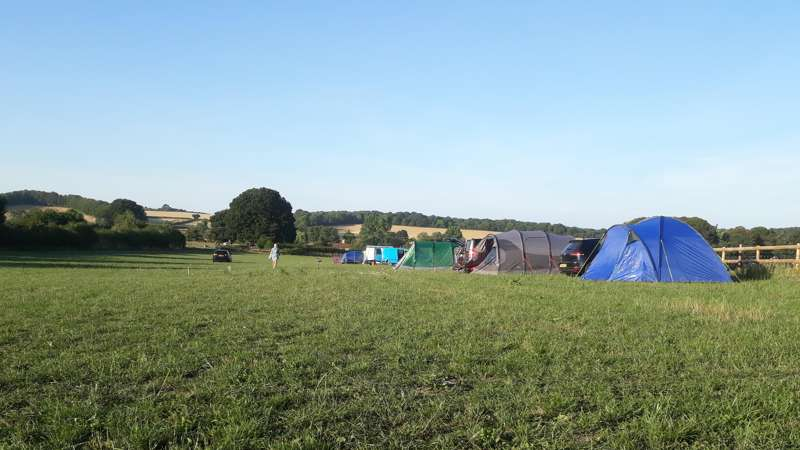 Jubilee Camping Browns Lane, Damerham, Fordingbridge, Hampshire SP6 3HD