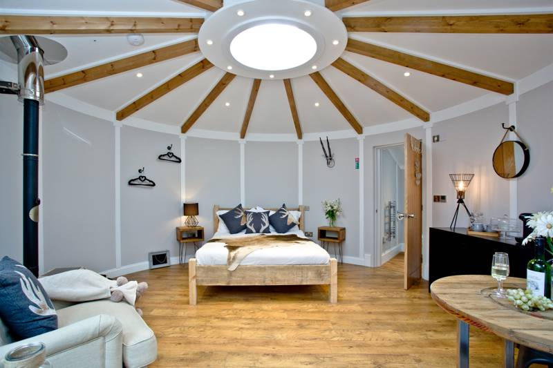 East Thorne Glamping Kilkhampton, Bude, Cornwall, EX23 9RY