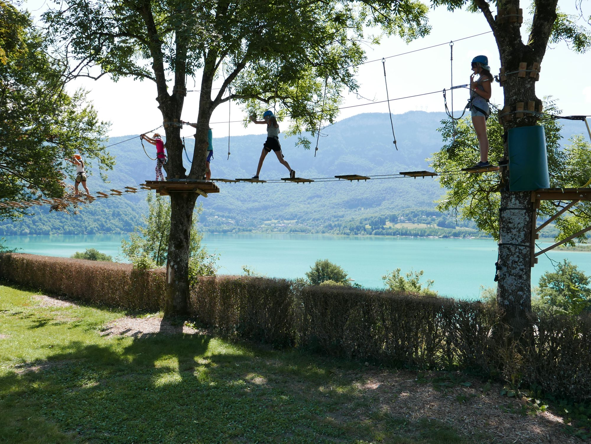 Huttopia Camping le Sougey