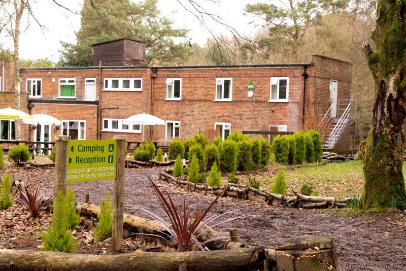 YHA Holmbury St Mary Dorking Surrey RH5 6NW