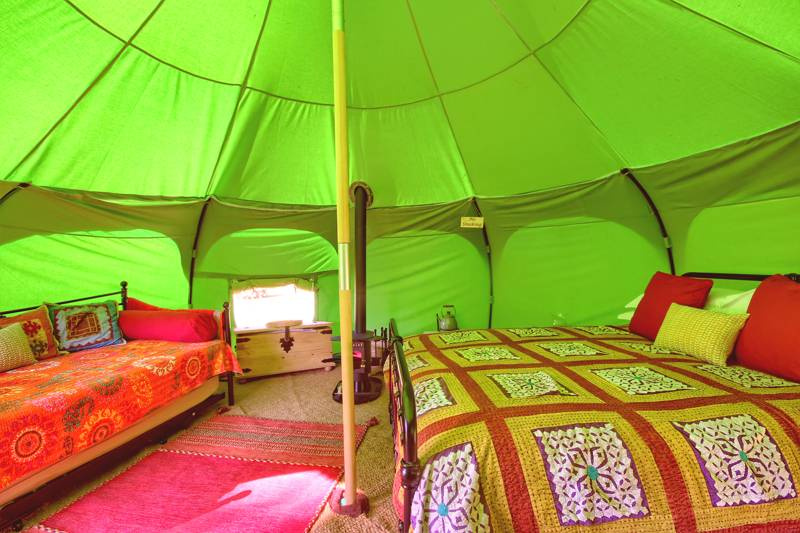 Lotus 'Belle' Tent 6M