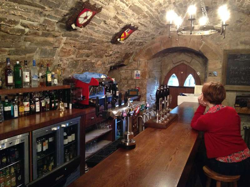 Bishop's Dining Room and Crypt Bar