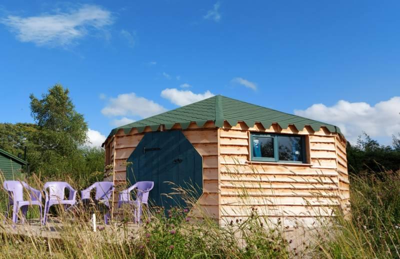 Sparrowhawk Hobbit House