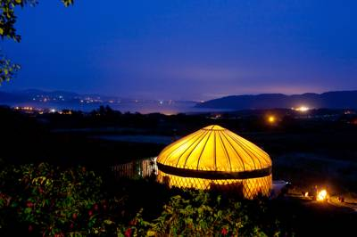 The best coastal camping and glamping sites in Ireland