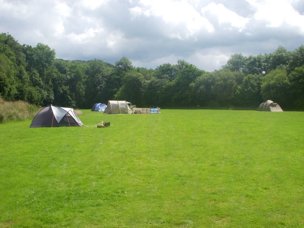 Campsites in Brecon Beacons