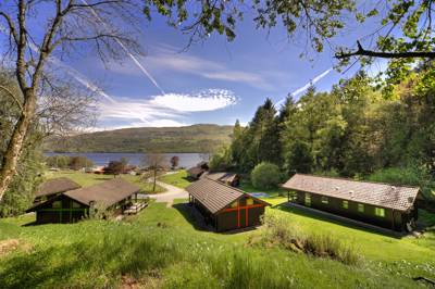 Loch Tay Highland Lodges Milton Morenish Estate, By Killin, Perthshire FK21 8TY