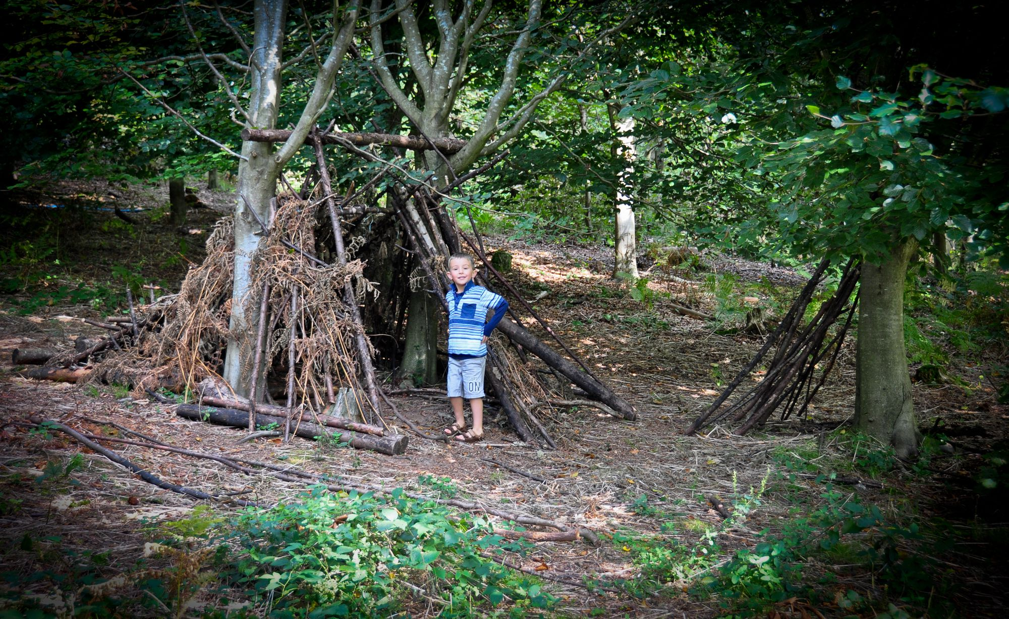 Family-friendly campsites in South East England