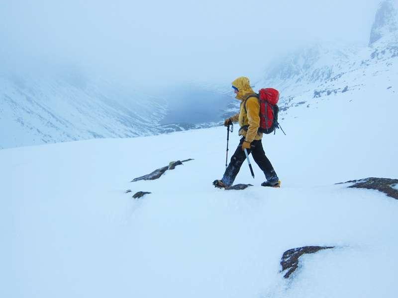 Stewart Mountain Skills