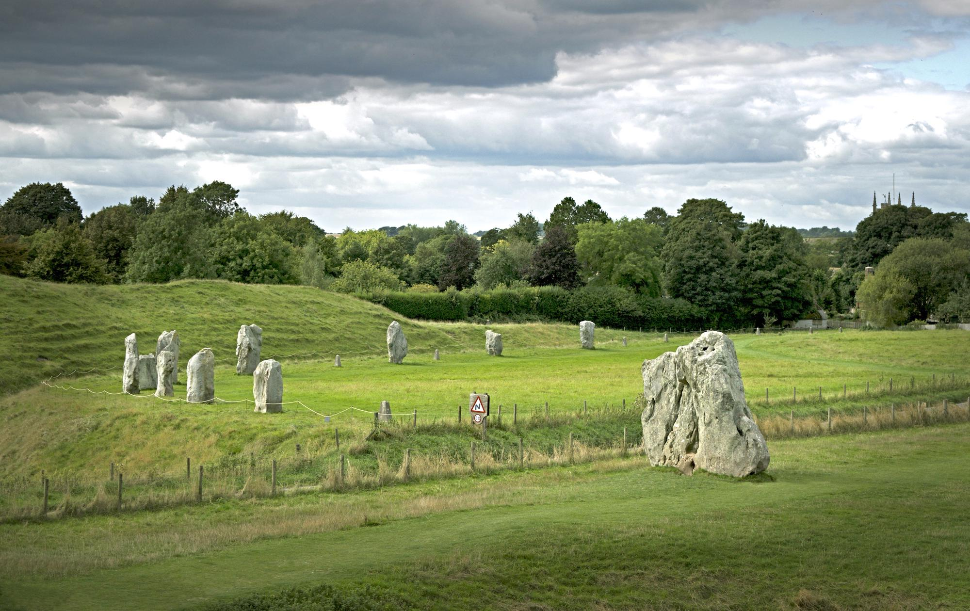Avebury Camping | Campsites Near Avebury, Wiltshire