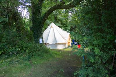 Nuttalls - Wild Camping - Private Pitch