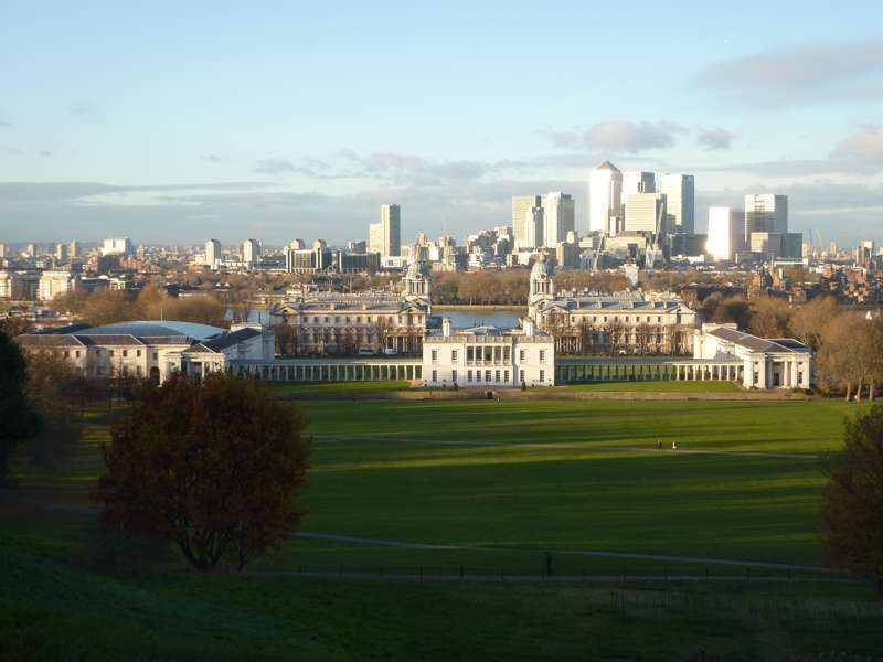 Greenwich & Blackheath