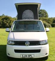 Grape – 2014 VW T5 Transporter Campervan