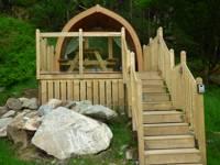 Loch Katrine - Luxury Eco Lodge