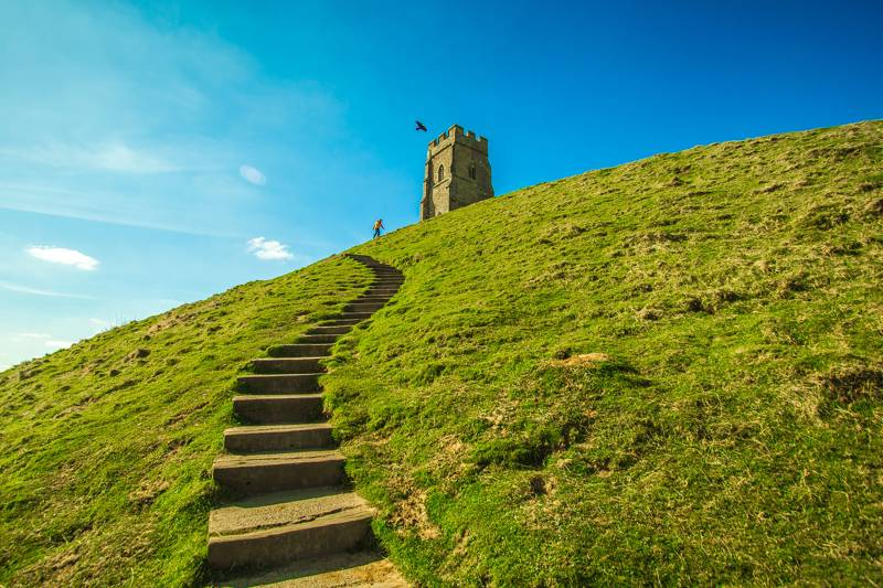 Glastonbury Camping | Best campsites in Glastonbury, Somerset