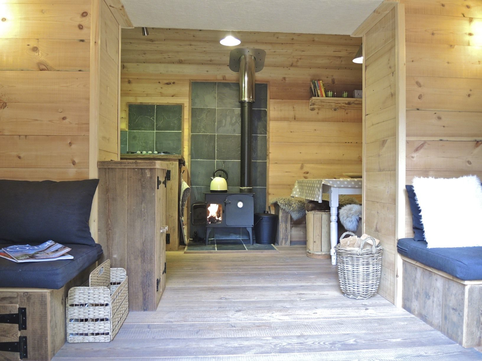 Glamping in Cowes holidays at Cool Places