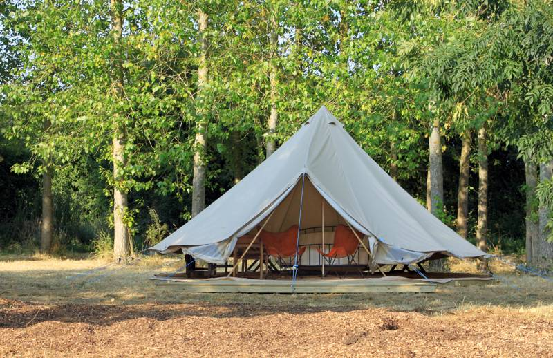Glamping in East Midlands