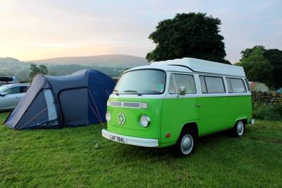 All Electric Campervan Hire: A Dub with a Difference
