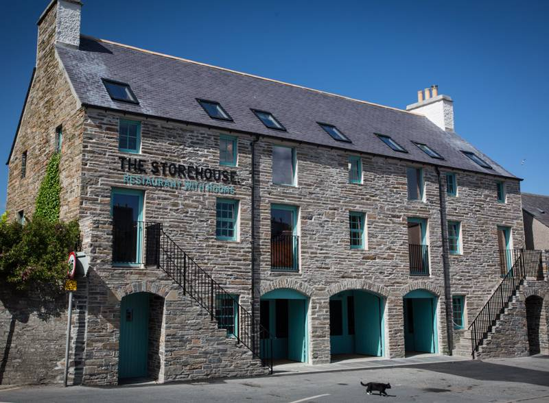 Win a 2-Night Stay at The Storehouse in Orkney!