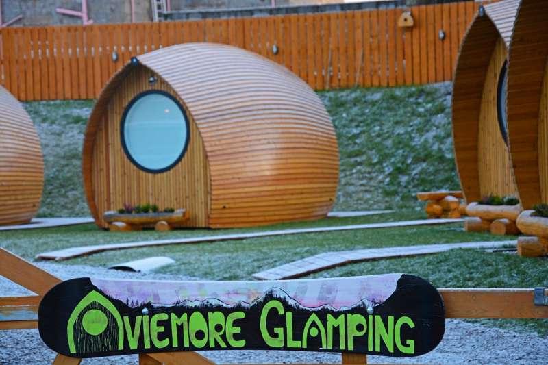 Aviemore Glamping Eriskay, Craig Na Gower Avenue, Aviemore PH22 1RW