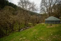 River Yurt