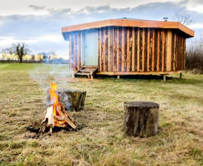 Set in the heart of the Blackdown Hills, this is a small, family run site with comfortable, eco-friendly yurts.
