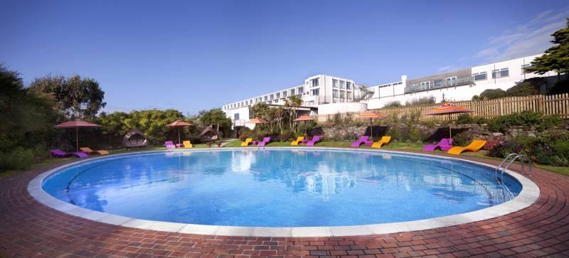 Bedruthan Hotel & Spa Trenance, Mawgan Porth, Newquay, Cornwall TR8 4BU